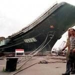 美国之音 | 世界媒体看中国:自相矛盾的航空母舰
