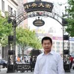 时寒冰 | 日记:流水账:哈尔滨第一天 2011年5月28日 晴天