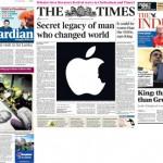 吕品 | 中英两地报纸头版的不同设计