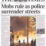 吕品   伦敦骚乱的起因