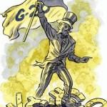 华尔街日报 | [观点] 增长乏力的美国无法领导全球经济
