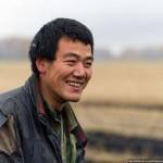 俄罗斯的中国耕种者