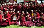唯色   自焚藏人丹增平措及噶玛寺的消息