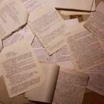 韩寒   看着手稿真欢乐——附16岁写孔庆东文章一篇
