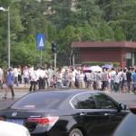 维权网 | 羊塬村村民上访陕西省政府要求罢免村主任(图)