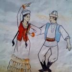 一五一十   『客居吐鲁番』葡萄乡木纳尔村壁画