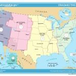 雾谷飞鸿 | 美国人生活中的不同时区