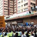 美国之音 | 香港巿民抗议湖南民运人士李旺阳离奇死亡