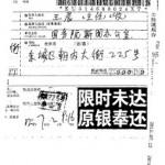 维权网 | 北京维权人士曹顺利到国务院新闻办查询遭推诿(图)