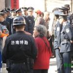 维权网 | 济南鲁艺拆迁户集体起诉市建委即将开庭(组图)