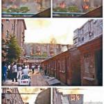 香港成报:幸存者称保安锁门「不结帐不许走」 天津商厦大火死378人
