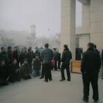 维权网 | 西安市高力渠村村民敦促政府处理贪腐的村干部(图)