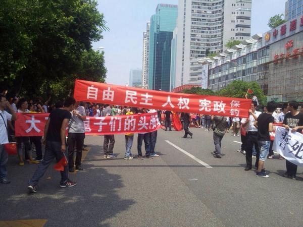 华尔街日报 | WSJ博客 日领馆发布日本公民在华遭袭细节