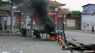BBC | 反对建发电厂 海南民众持续抗议