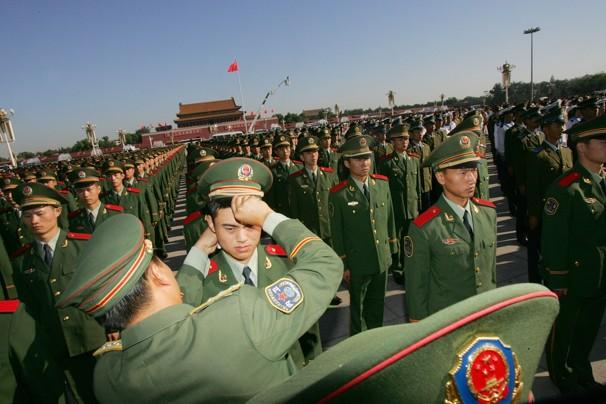 译者   华盛顿邮报:中国大幅度提升军力使邻国不安