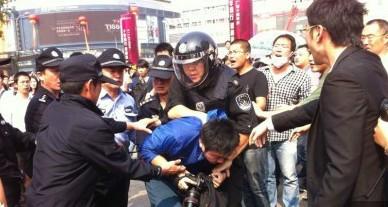 【异闻观止】宁波日报:违法行为极大危害社会稳定大局