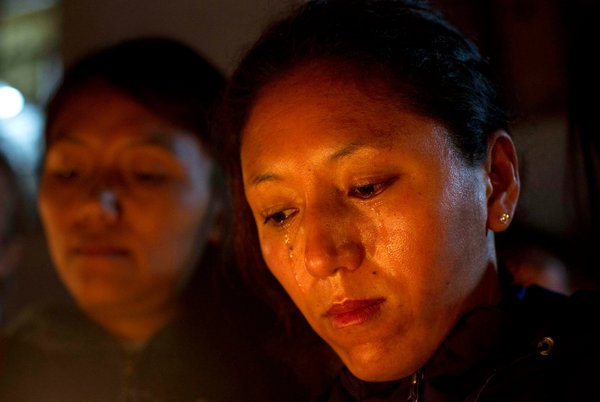 译者 | 纽约时报:受教育的中国知识分子对藏人自焚保持沉默