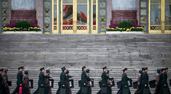 纽约时报 | 胡锦涛十八大报告为自己政绩辩护