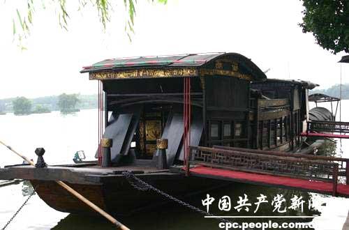 【异闻观止】十八大期间北京游船停航