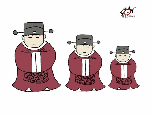漫士:中国式世袭