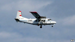 BBC | 钓鱼岛空域对峙显示中国战略转变