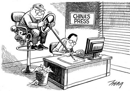 中国式审查