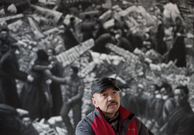 唯色 | 汉人画家刘毅为自焚藏人画像立碑