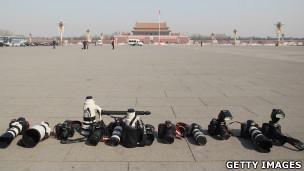 BBC |  无国界记者:中国仍压制新闻自由