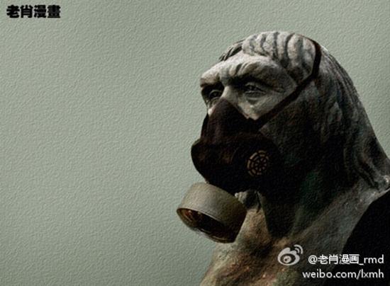 嗨历史 | 北京一开会 中国天就蓝
