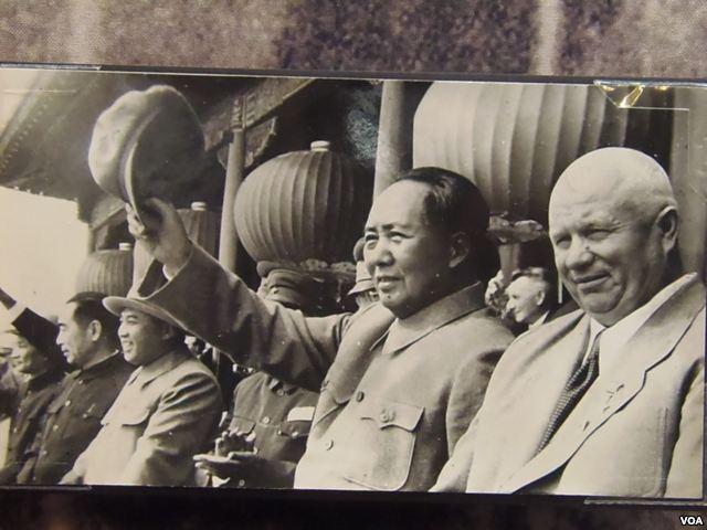 """美国之音   从中国共产党到中国""""富人党"""" :党章的演变"""