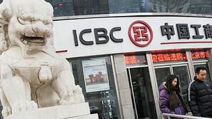 BBC   工行日赚6.54亿蝉联全球最赚钱银行