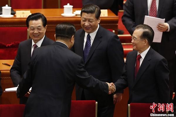 金融时报   分析:中国迎来习近平时代