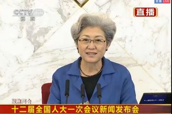 财经网   十二届全国人大一次会议新闻发布会实录
