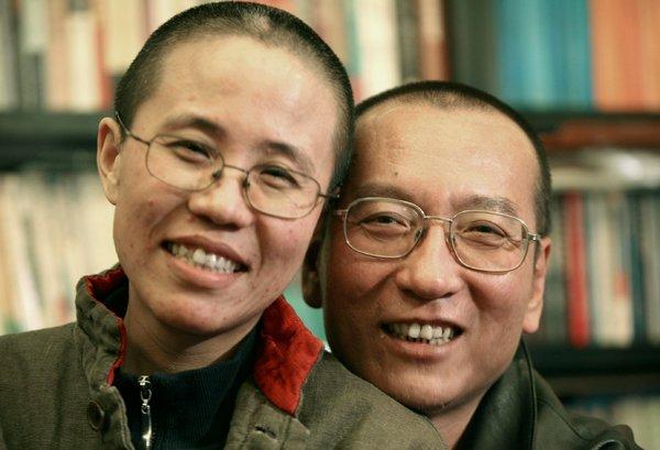 纽约时报   刘晓波的狱中生涯