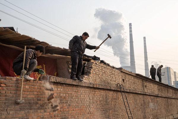 纽约时报 | 中国工业化的环境账