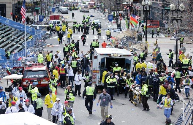 纽约时报 | 波士顿爆炸案在中国引发巨大关注