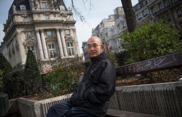 纽约时报   中国异见诗人的狱中梦魇