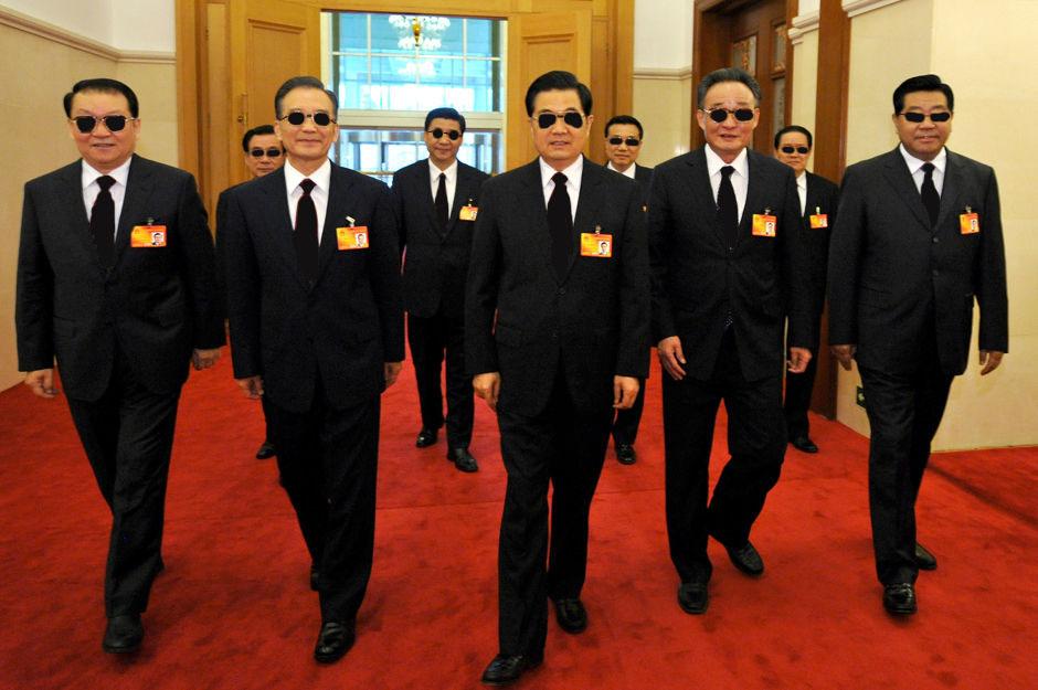 墙外楼 | 香港黑社会已经先于中共实行民主选举制度