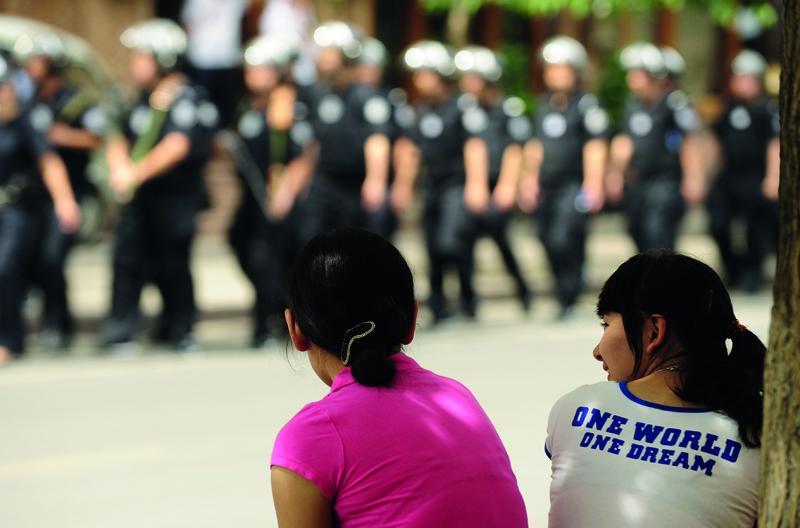 【异闻观止】环球时报 | 新疆暴恐分子是愚昧的低级炮灰