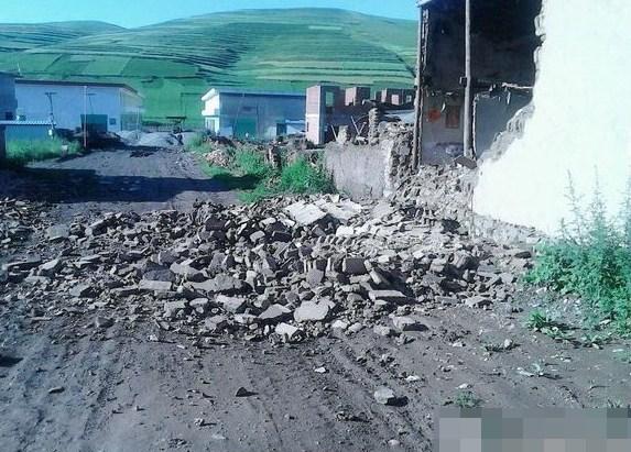 纽约时报 | 甘肃强震已造成近百人死亡失踪