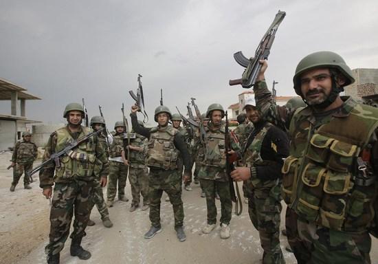 【异闻观止】环球时报 | 反对军事干预叙利亚的力量应联合起来