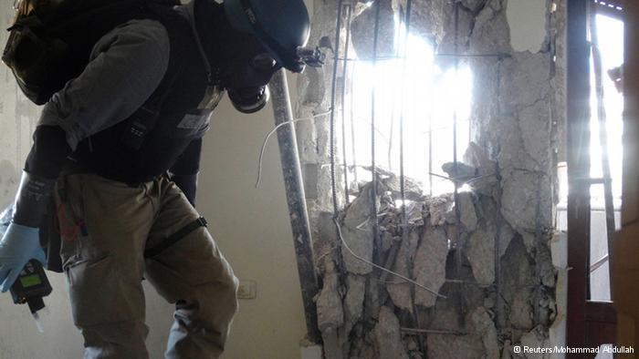 德国之声 | 联合国:叙利亚确曾使用化学武器