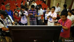 BBC | 中共担心舆论失控 官媒誓夺回网络阵地
