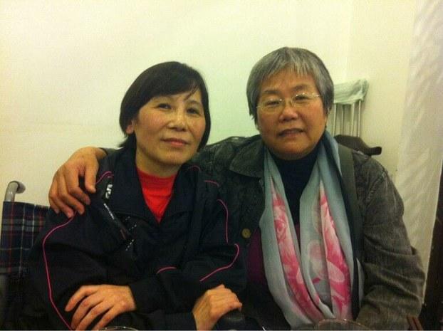 自由亚洲 | 倪玉兰刑满获释 继续申诉捍法律