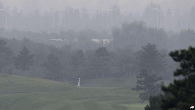美国之音 | 北京严重雾霾影响赛事和旅行