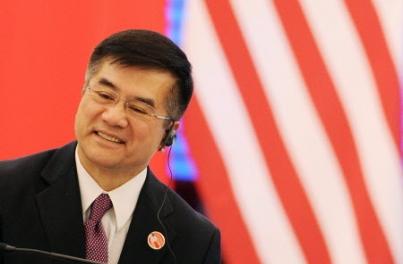 BBC | 中国网民热议美国大使骆家辉辞职