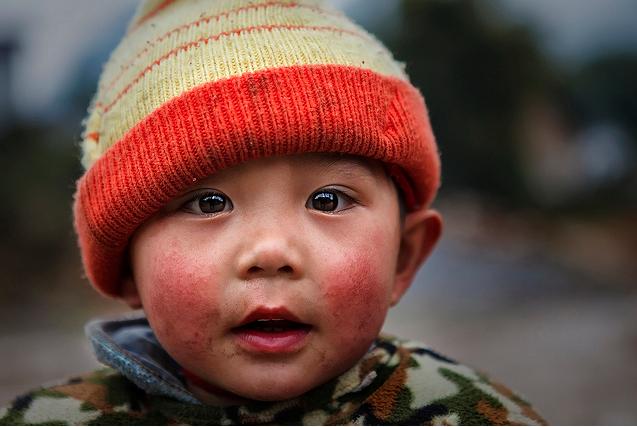 Orange, Liugong Village, Guangxi