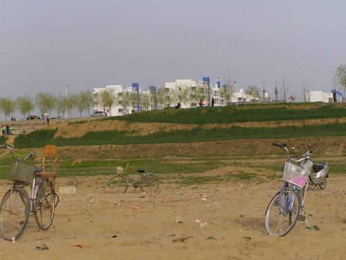 图片:河南省新野县。(网络资料)