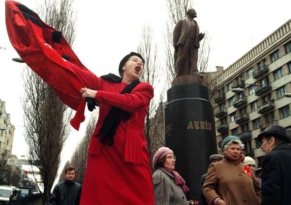 乌克兰列宁10