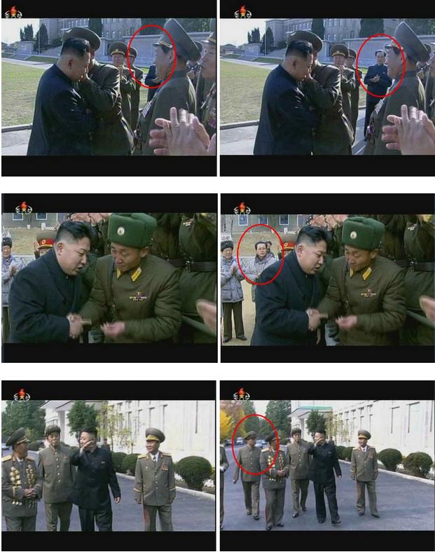 北朝鲜用PS二次处死张成泽